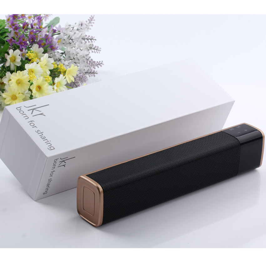 Wireless Bluetooth Speaker Dual Bass HIFI Stereo Parlante TF Card AUX for Smartphone font b TV