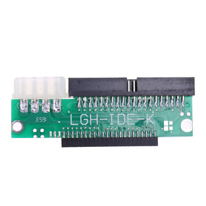 Image 5 - 3.5 Inch 44 Pin Male To 2.5 Inch 44 Pin Female IDE Hard Drive Converter Adapter Card For Desktop PC Computer