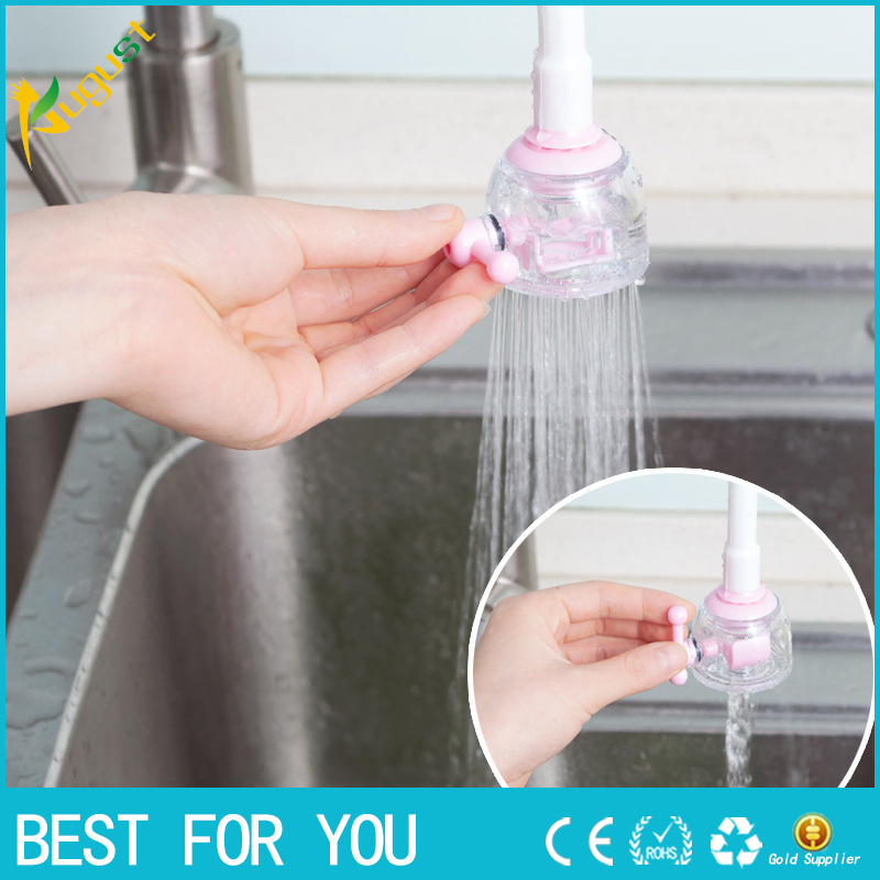 100pcs/lot tap water filtration mouth valve economizer Rotary water valve splash kitchen bathroom shower faucet water-saving