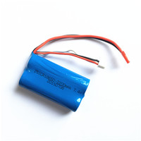 MJX F45 F645 T23 RC Drone Lipo Battery 7 4v 2200mAh RC Parts Helicopter Battery F45