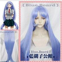 Nejire Hadou Cosplay perruque Boku aucun héros académique 3rd saison 110cm longue droite Anime cheveux synthétiques mon héros académique 3 + perruque casquette