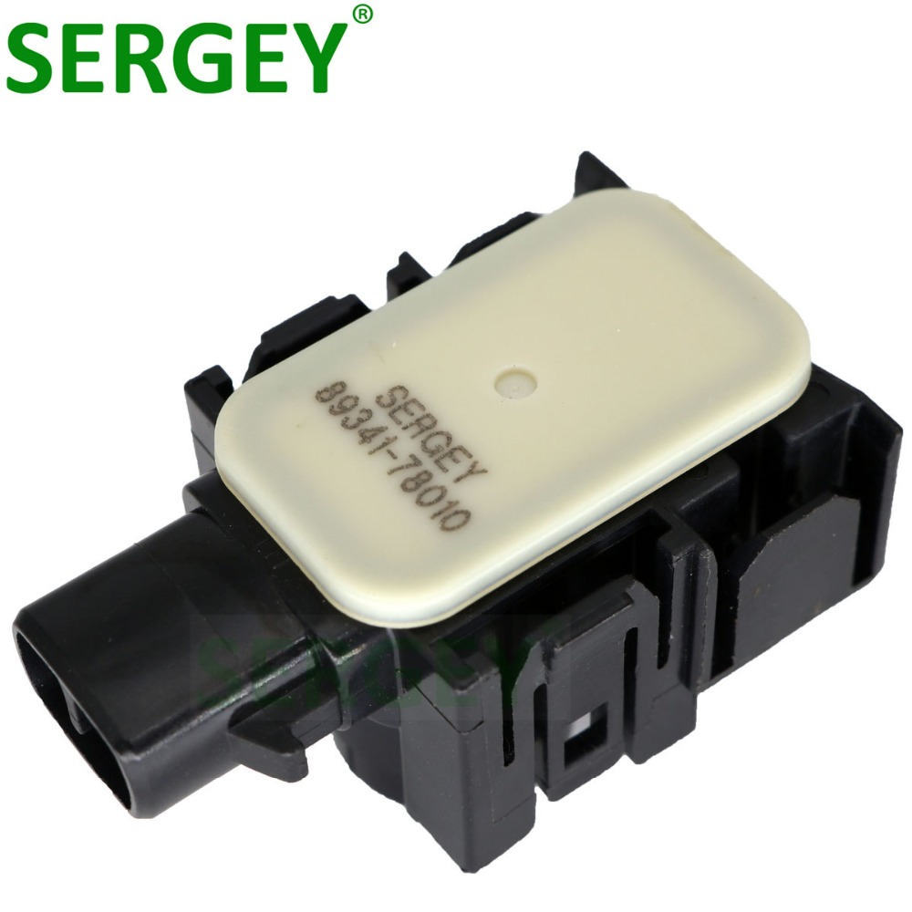 SERGEY High Quality PDC Parking Distance Control SensorFor LEXUS IS GS NX200 89341-78010-A0 8934178010A0 8934178010 89341-78010