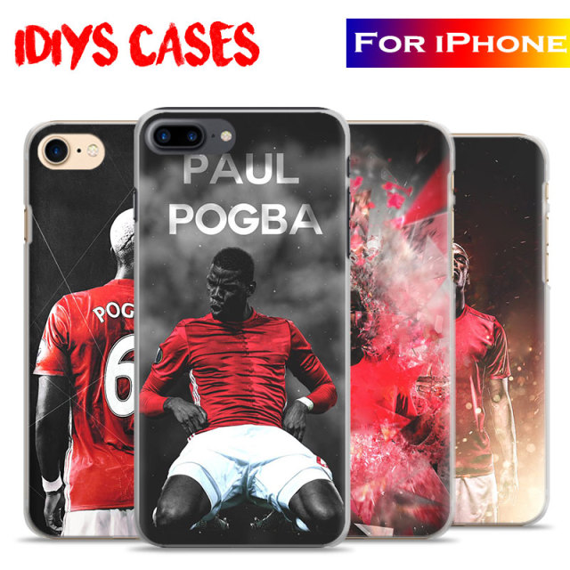 coque iphone 8 plus foot pogba