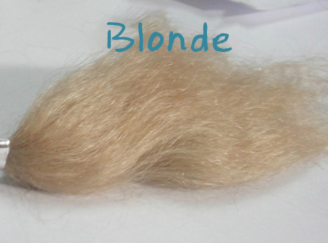 Energetic Reborn Doll Supplies Premium Doll Diy Doll Wig Handmade Mohair 15g