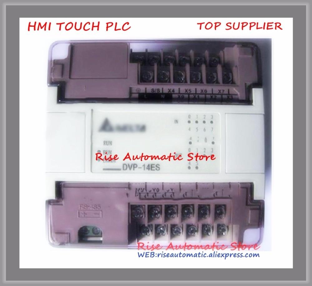DVP14ES00R2 Delta PLC 100-240VAC 8DI 6DO relay Standard New Original в иркутске сч тчик электроэнергии фото