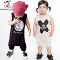 Fashion Baby Rompers Newborn Baby Boy Girls Clothes Infant Baby Jumpsuit No Sleep Letter Suit Street Freestyle Baby Kids Rompers