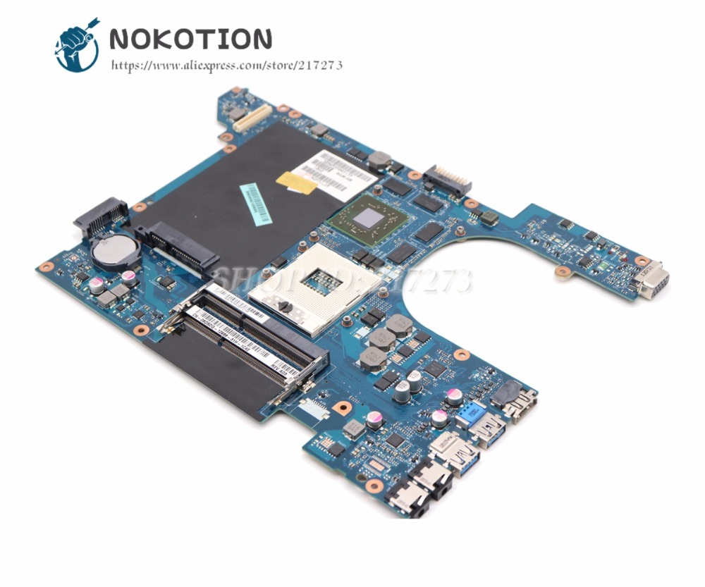 NOKOTION New For Dell Inspiron 15R 5520 Laptop Motherboard QCL00 LA-8241P CN-06D5DG 06D5DG 6D5DG HM77 DDR3 HD7670M GPU nokotion brand new qcl00 la 8241p cn 06d5dg 06d5dg 6d5dg for dell inspiron 15r 5520 laptop motherboard hd7670m 1gb graphics
