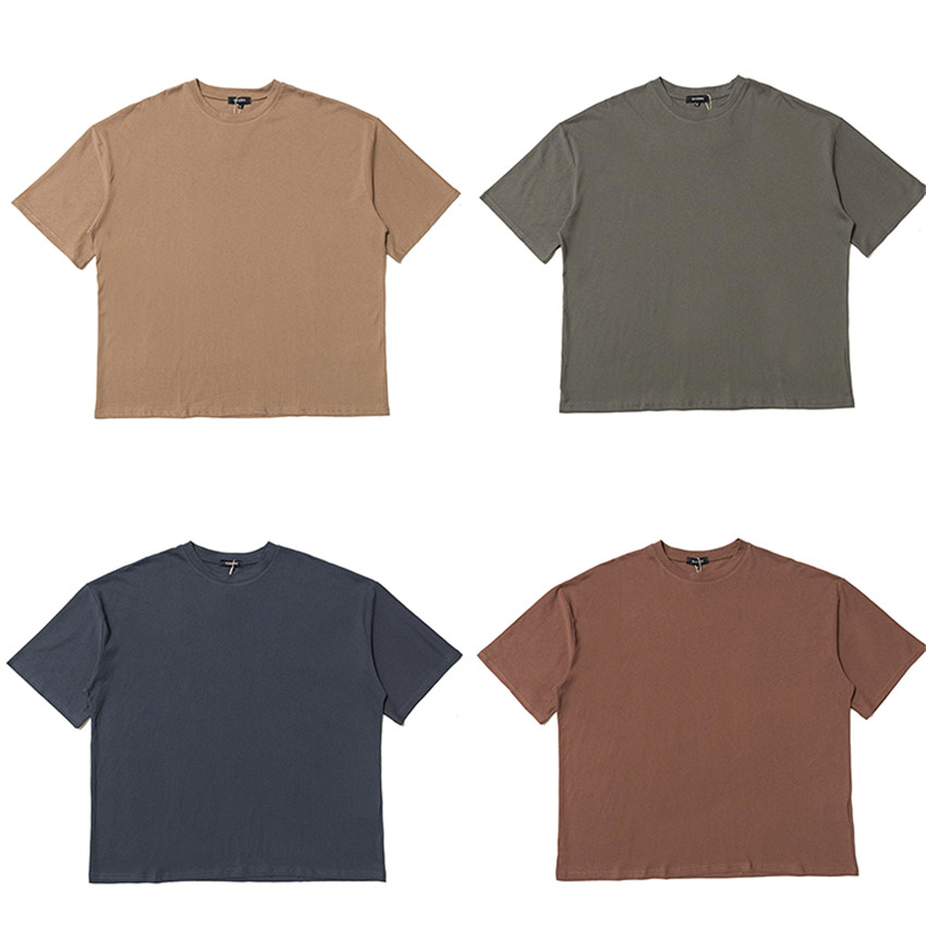Hip Hop Kanye Season 6 T-shirt 2019 New Arrival Men Oversize Loose Bat Short-sleeved 4   Options T-shirts Unisex Season Six Tee