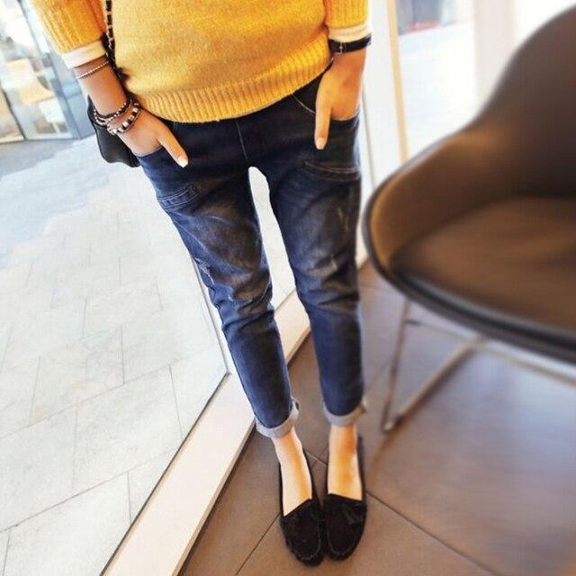 2015 Родильных брюки Беременных женщин бык-штамповщика трусики для беременных одежда для беременных капри джинсы шорты Брюки Карандаш