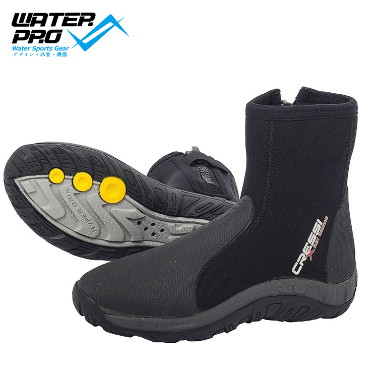 купить  CRESSI LUX DRY 5mm Drysuit Diving Boot Neoprene Scuba Diving Boots  недорого