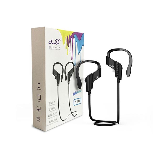 Inteligente Universal S-501 4.1 Estéreo Sem Fio Bluetooth Headset Sports Correndo Fone De Ouvido Da Orelha-Gancho Fone de Ouvido com Microfone