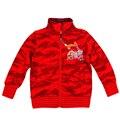 Nova niños niños ropa de manga larga de alta calidad abrigo de invierno cálido appiques cremallera 100 capa del muchacho de algodón más nuevo diseño