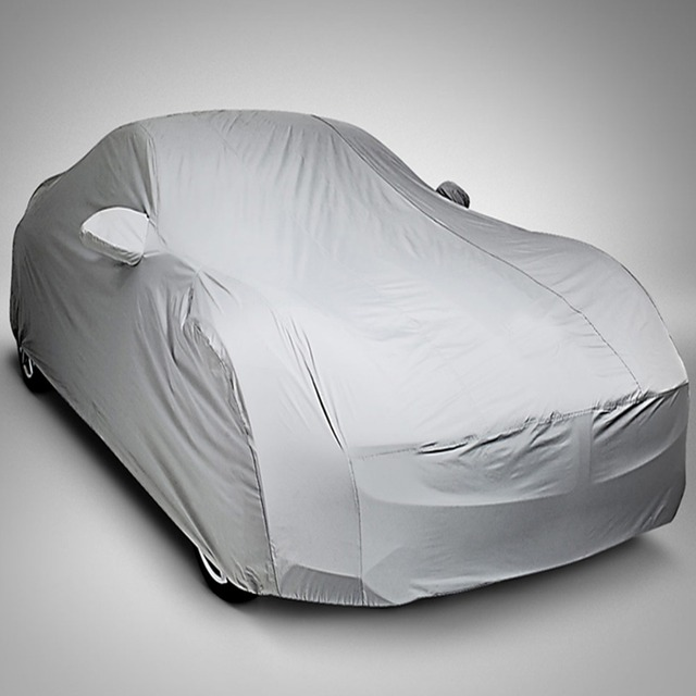 Colors Indoor Elastic Fabric Car Cover For All SUV Car Motor Show - Show car cover