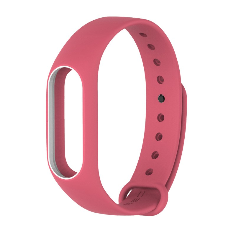 image for 2016 New Silicone Replacement Wrist Strap For Miband 2 Xiaomi Mi Band
