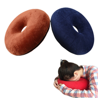 40cm Round Seat Cushion Breathable Memory Foam Pregnant Women Cushion Pad For Office Home Chair