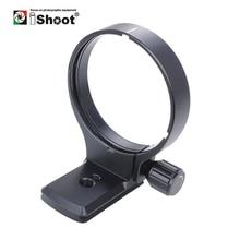 Colar do apoio da lente de ishoot para canon ef 70 200 f/2.8l usm, 70 200 f/2.8l é usm, 70 200 f/2.8l é ii (iii) anel da montagem do tripé de usm