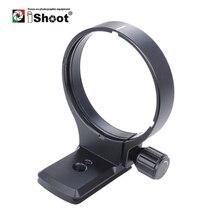 IShoot Collar de soporte de lente para Canon EF 70 200 F/2.8L USM, 70 200 F/2.8L IS USM, 70 200 F/2.8L IS II (III) USM anillo de montaje en trípode