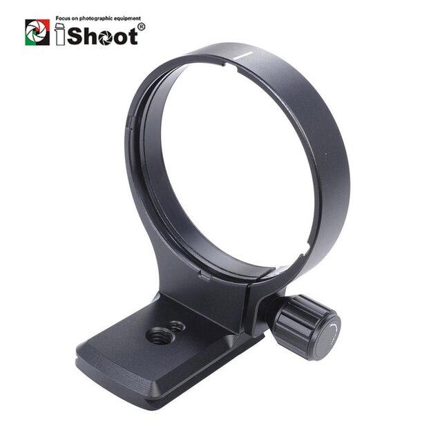 IShoot Lens Collare di Supporto per Canon EF 70 200 F/2.8L USM, 70 200 F/2.8L IS USM, 70 200 F/2.8L È II (III) USM Treppiedi Anello di Supporto