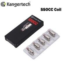 5 шт./упак. Kanger(атомайзер) SSOCC Coil 0.15ohm катушки для Kanger Kangertech Subox mini-c Subvod Toptank мини