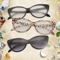 Women Cat Eye Design Retro Sunglasses Fashionable Glasses Female Eyewear Sexy Vintage Sun Glasses Gafas oculos de sol feminino