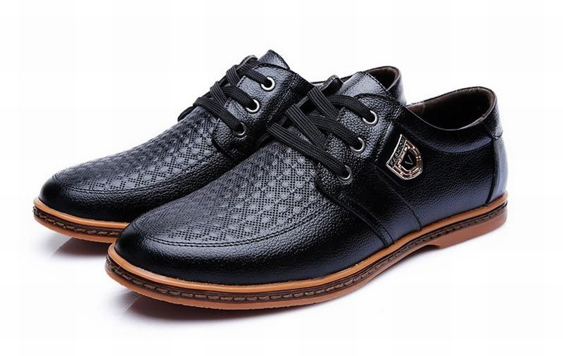 2017 genuine leather men shoes mens casual for man lace up driving business single shoes plus size 48 zapatos hombre zapatillas zdrd new fashion genuine leather men business casual shoes british low top lace up suede leather mens shoes brown red men shoes