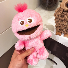 Christmas Gift Dolls Phone Case For IphoneXS MAX XR 8plus 7 I6s plus Cute Fluffy Cover iphoneSE 5S 4 I8 Plush Toy