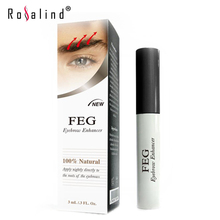 1pcs Eyebrow Growth 100% Original FEG Eyebrow Enhancer Serum Eyebrow Enhancement Solution Pencil 3ml Eyebrow Grower