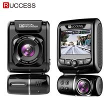 Ruccess DVR 2 0 GPS Car DVR font b Camera b font Dual Lens Dash Cam