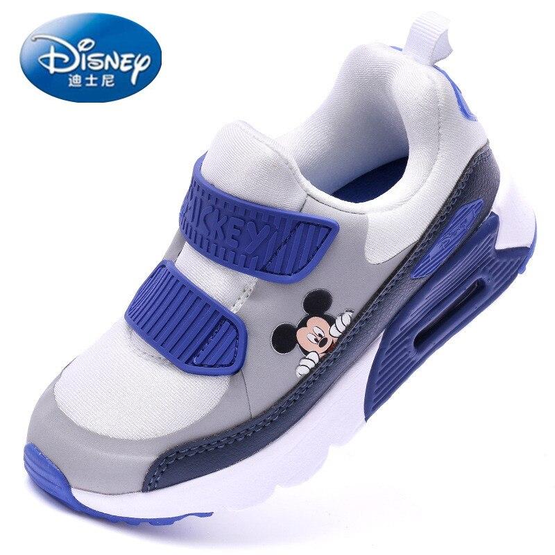Disney enfants chaussures schoenen tipsietoes enfants chaussures automne hiver filles baskets anti-glissant tennis chaussures décontractées bébé garçon