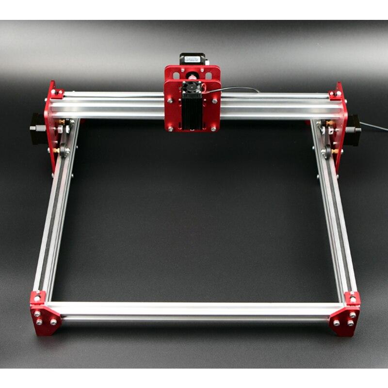 5500 mw laser gravure jouet DIY de qualité tout en métal mini laser machine de gravure machine de gravure 170*200mm marquage