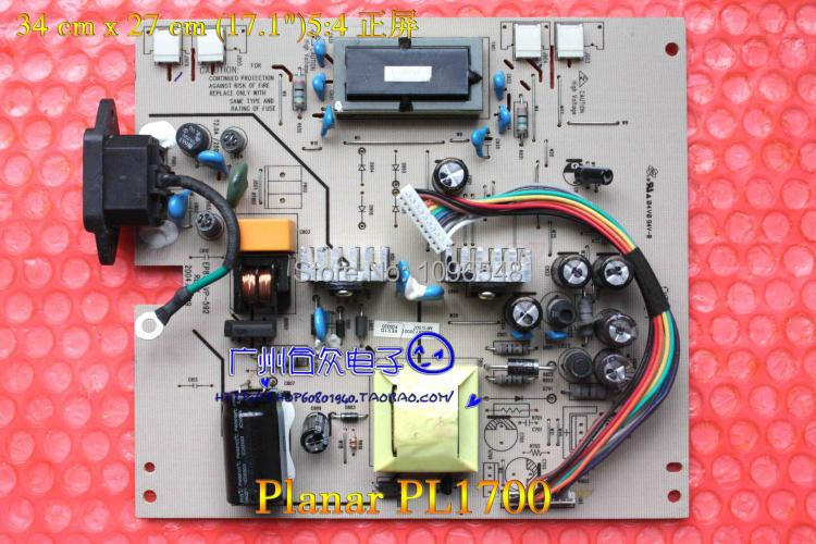 Free Shipping>Original 100% Tested Working PL1700 Power Board EP878 VP-592 REV:1 Inverter free shipping 1940wcxm power board l195h0 nw999 vp 931 original 100% tested working