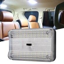 Универсальный 36LED 12 В белый автомобиль Подсветка салона Купол крыши Потолок Лампы для чтения лампа может использоваться как чтение на крыше свет