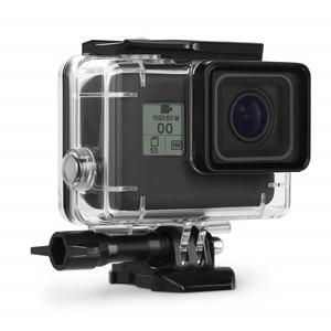 Image 2 - Suptig Phụ Kiện Nhỏ Bộ cho GoPro Hero 7 Đen Hero6 5 Hero2018 MONOPOD TRIPOD với Vỏ Chống Thấm Nước Ốp Lưng