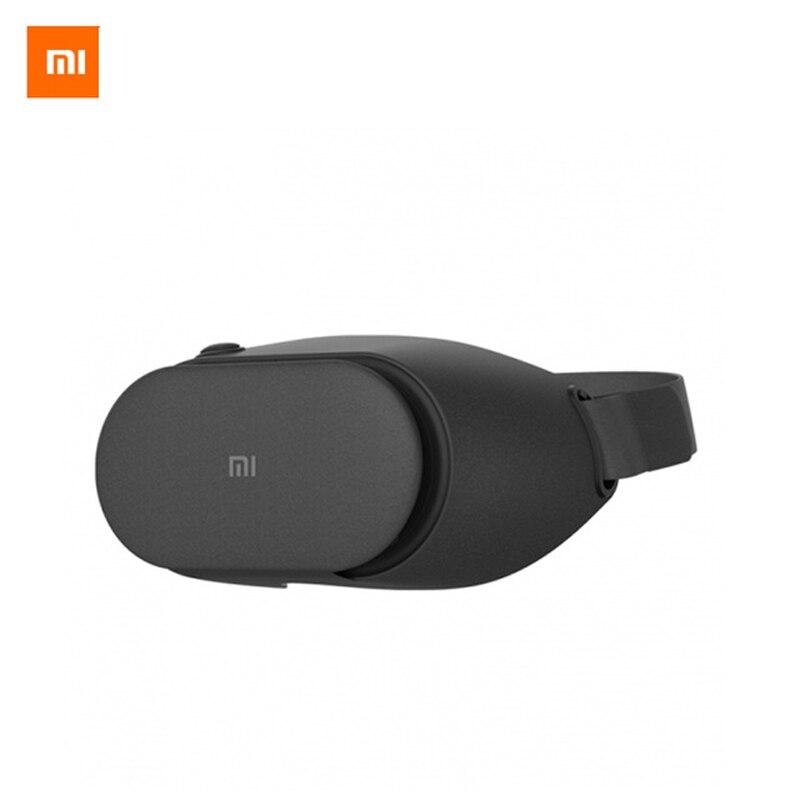 Xiaomi VR 2 Original Mi VR Virtual Reality Glasses Immersive 3D Glasses For 4.7-5.7 inch Smart Phones for iphone xiaomi original xiaomi vr box mi vr play 2 immersive 3d virtual reality glass headset work for xiaomi wifi app remote control fov93