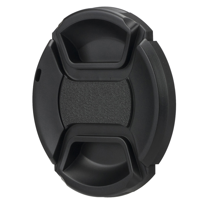 Snap-on Front Lens Cap cover for canon EF 50mm f/1.8 STM and EF-M 15-45mm f/3.5-6.3 80D 800D 760D 77D 70D T7i T6 X9i 9000D T6S image