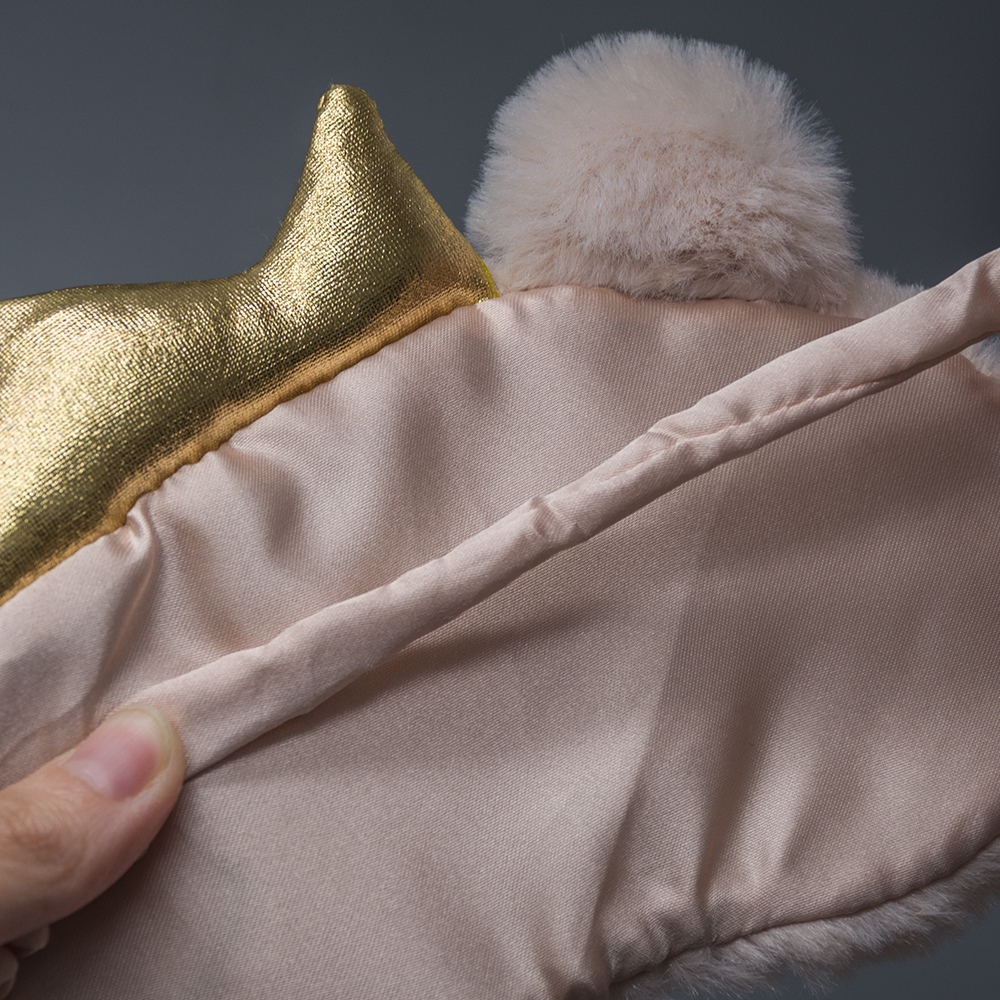 Sumifun Χαριτωμένη μάσκα ύπνου Φυσική - Φροντίδα υγείας - Φωτογραφία 4