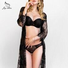 Joy Alice Push Up Padded Lace Bra & Brief Sets