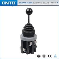 CNTD Waterproof 2 Pole 4 Position Stay Put Type Cross Switch With Joystick CMR 302 1