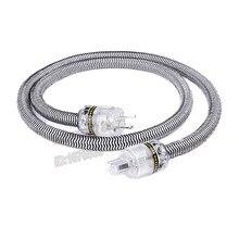 Y9 кабель питания Hi-Fi HIFI спикер CD/усилитель/вакуумный усилитель/усилитель кабель питания высокой чистоты свободный кислород медь + 6