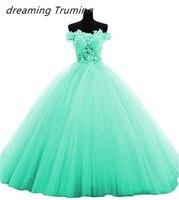 Multi Colored Quinceanera Dresses 2019 With Appliqued Lace Tulle Dresses 15 Years Ball Gowns vestido de 15 anos de debutante