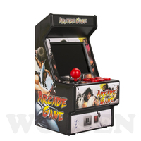 Wolsen New Arcade Handheld Game Console TV game player arcade console for sega game 156 gams in 1
