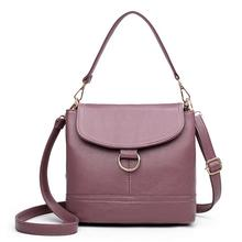 Die neue weibliche tasche 2017 mode damen handtaschen Die lampe tasche aus pu-leder umhängetasche