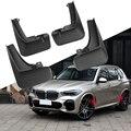Черные Брызговики для BMW X5 G05 M SPORT 2019 2020