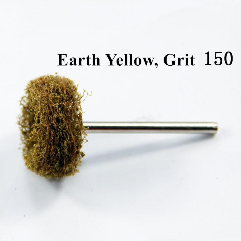 25 sztuk Mini wiertło ścierne nylonowe szczotki polerowanie tarcz - Narzędzia ścierne - Zdjęcie 5