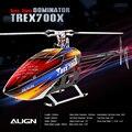 Original ALIGN T-REX 700X Dominator Super Combo Set 6CH Flybarless Sistema RC Helicóptero