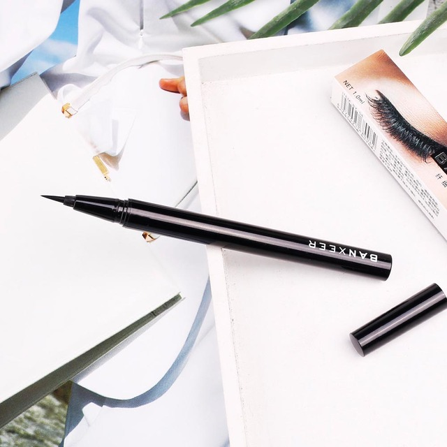 BANXEER Eyeliner Waterproof Liquid Eyeliner Make Up Beauty Cosmetic Long-lasting Eye Liner Pencil Makeup Tools For Women 4
