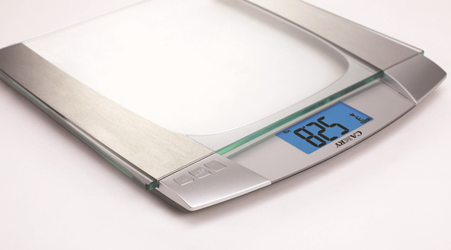 CAMRY 150KG Digital Bathroom Scale Electronic Weight Scale Body Fat Monitor  Can Measure Body Weight Water