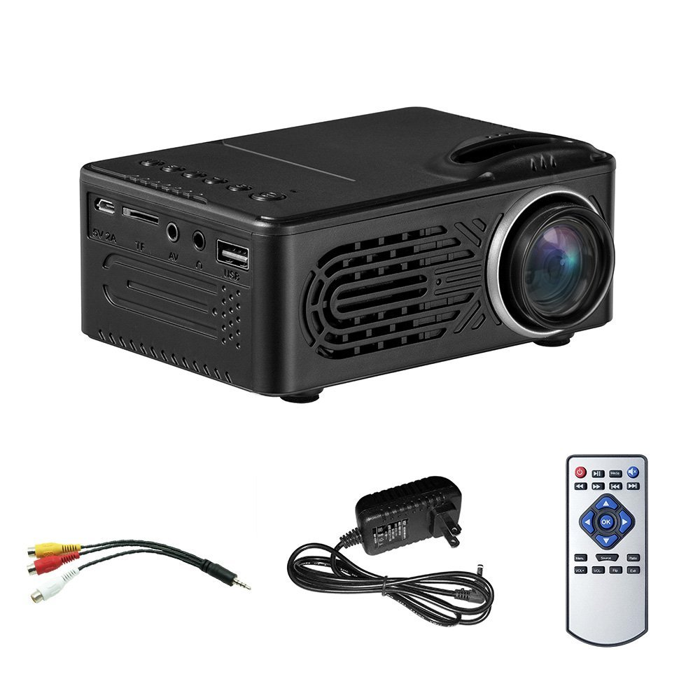 Hd Home Theater Multimedia Lcd Projector: Aliexpress.com : Buy LCD Mini Projector,Multimedia