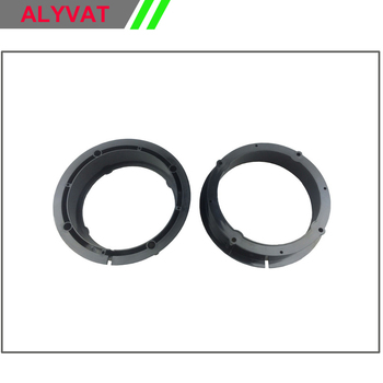 Car Speaker Adapter for VW Golf IV Passat Polo Skoda Seat Leon Audi Speaker Adaptors Rings 165mm 6.5