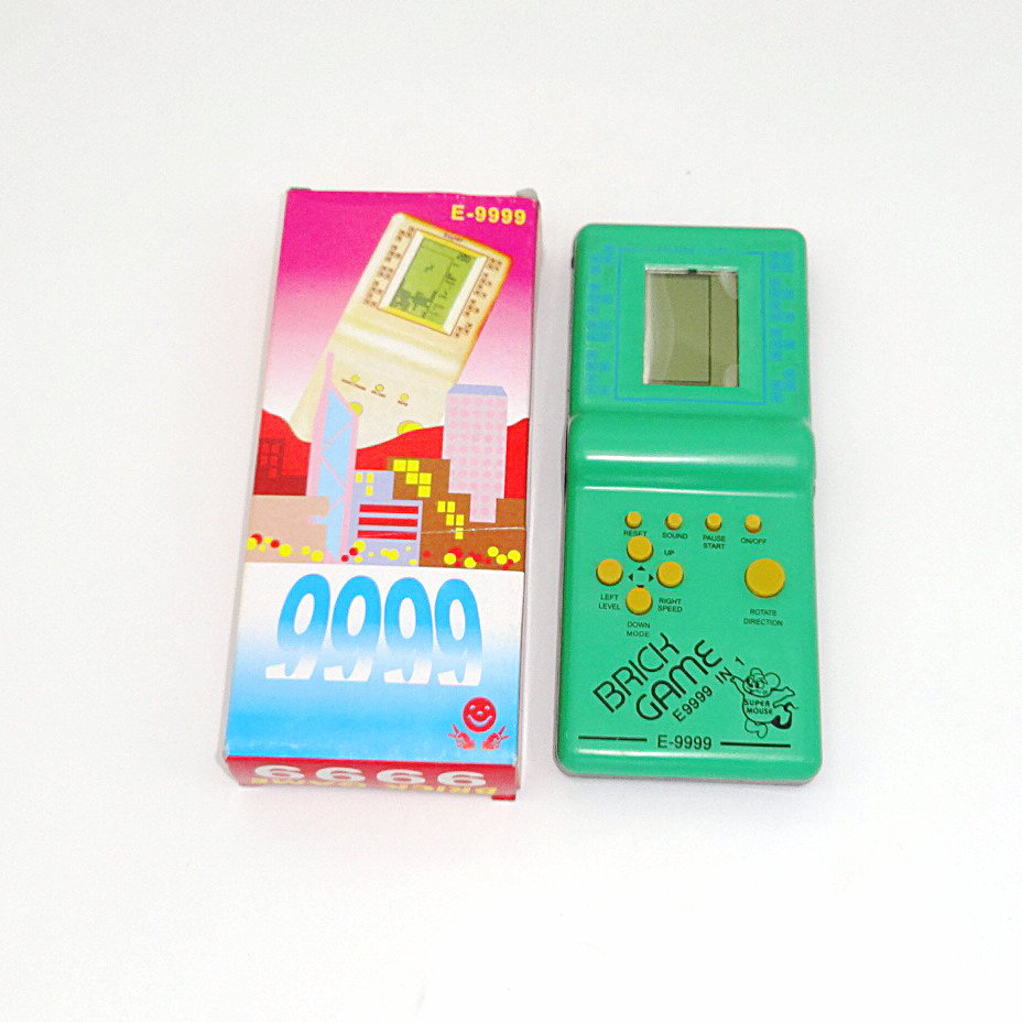 1 Pc Handheld Game Consoles Old Video Game Machine In Handheld Game